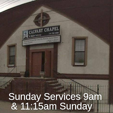 Sunday Services 9am & 11:15am